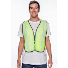 High Visibility Mesh Vest for Traffic